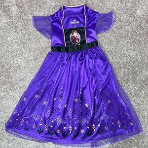 Disney frozen 2 fantasy nightgown 2t